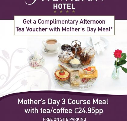 Mothers Day Promotion Fitzwilton Hotel