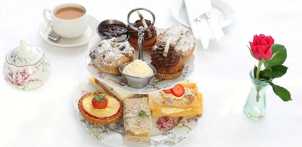 Afternoon tea at Fitzwilton Hotel in Waterford city centre